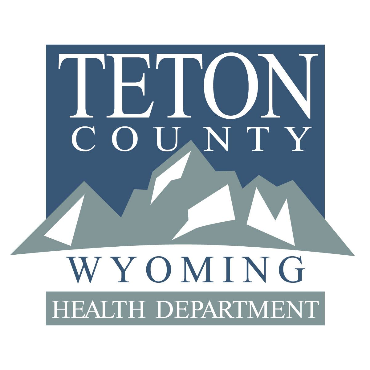 Teton County Health Department Logo